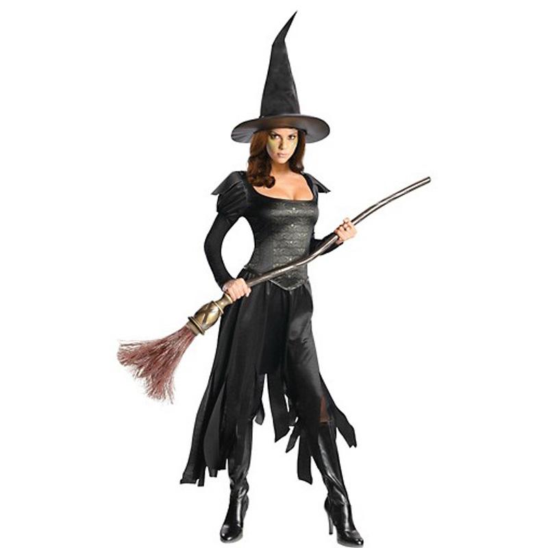 Костюм ведьмочка своими руками