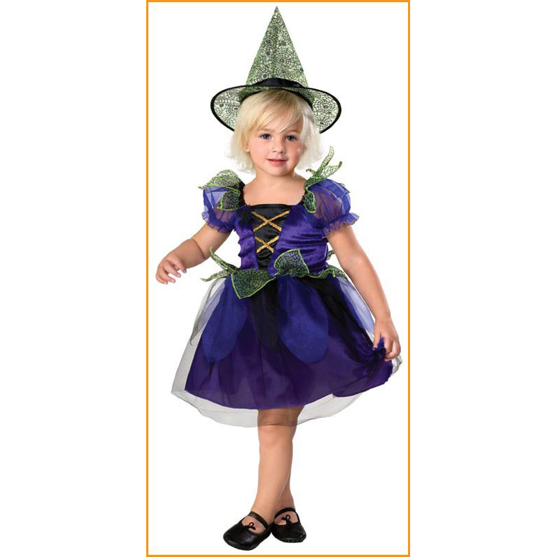 LT097 Witch Costumes Toddlers Spider Witch Halloween Costume  sc 1 st  Girl costumesBoy costumesMan costumesWoman costumesWigs Hats ... & Toddler-Hangzhou Lifc import and export Co.LTD