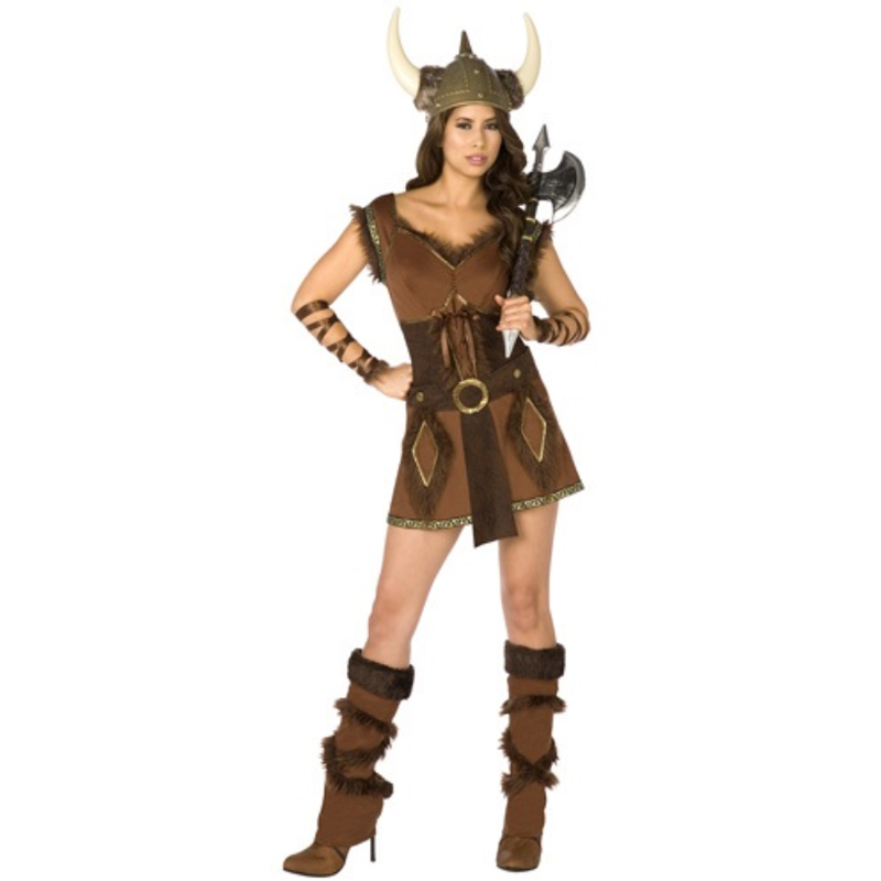 LL6091 SEXY LADIES VIKING-Women Costumes-Hangzhou Lifc import and export Co,.LTD